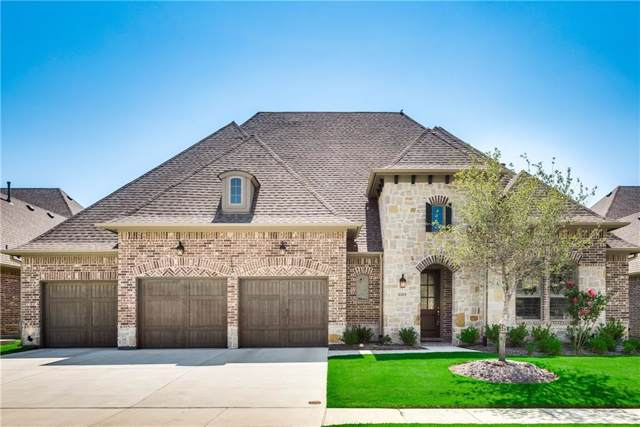 8109 Castlebridge, The Colony, TX 75056 (MLS #14137720) :: Kimberly Davis & Associates