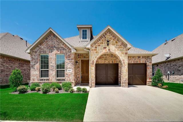 6825 Westbury Drive, North Richland Hills, TX 76180 (MLS #14137736) :: RE/MAX Town & Country