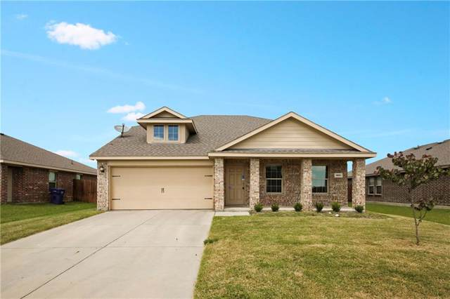 323 Elam Drive, Anna, TX 75409 (MLS #14137739) :: Lynn Wilson with Keller Williams DFW/Southlake