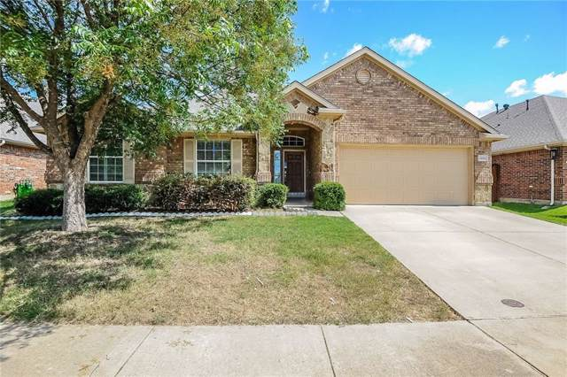 5800 Parkplace Drive, Denton, TX 76226 (MLS #14137741) :: RE/MAX Town & Country