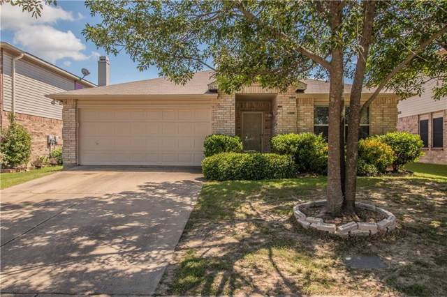 2621 Shady Grove Lane, Mckinney, TX 75071 (MLS #14137745) :: Kimberly Davis & Associates