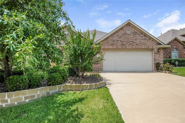 10421 Stoneside Trail, Fort Worth, TX 76244 (MLS #14137749) :: Frankie Arthur Real Estate