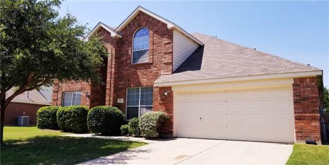 1116 Victory Bells Drive, Fort Worth, TX 76052 (MLS #14137750) :: Real Estate By Design