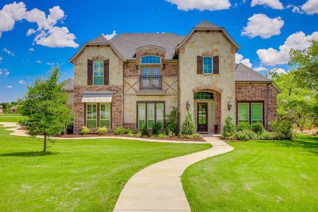 123 Mesquite Meadow Lane, Fort Worth, TX 76126 (MLS #14137754) :: Lynn Wilson with Keller Williams DFW/Southlake