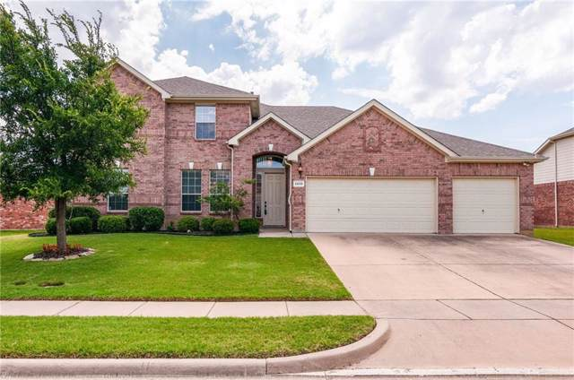 2928 Blue Lake Drive, Little Elm, TX 75068 (MLS #14137771) :: RE/MAX Town & Country