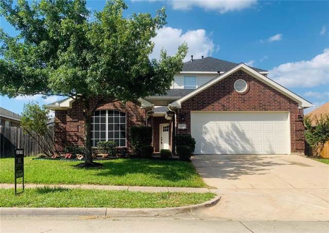 337 Mesquite Hill Drive, Arlington, TX 76002 (MLS #14137788) :: Baldree Home Team