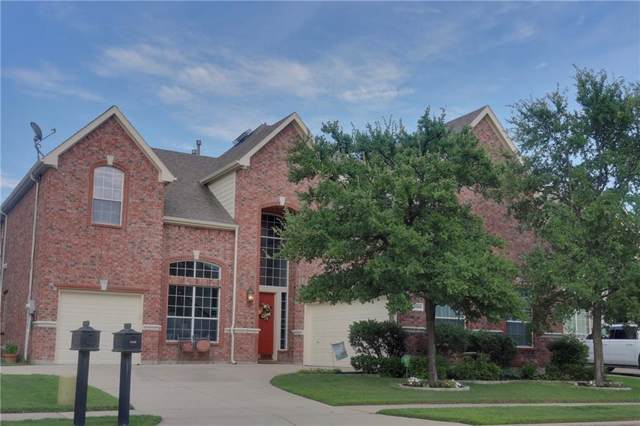 3884 Truman Drive, Frisco, TX 75034 (MLS #14137804) :: RE/MAX Town & Country