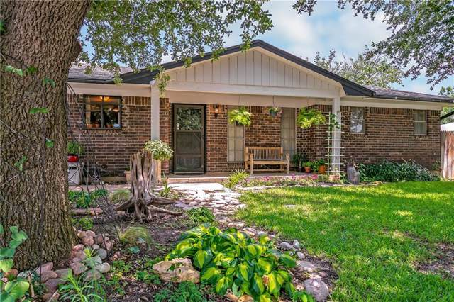 605 Harwood Terrace, Bedford, TX 76021 (MLS #14137817) :: RE/MAX Town & Country