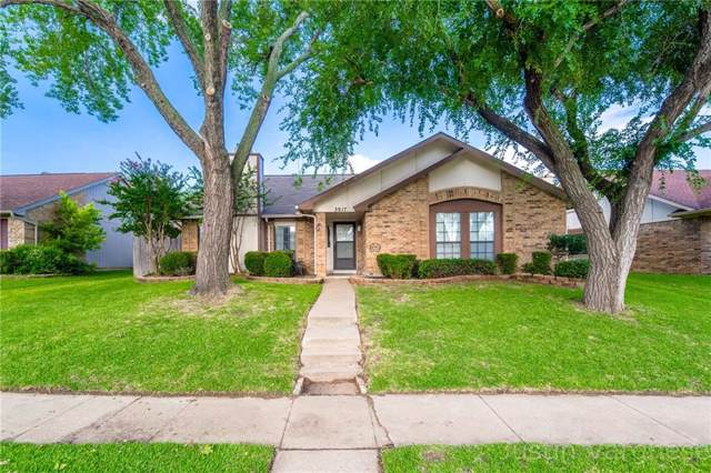 3917 Commonwealth Drive, Flower Mound, TX 75028 (MLS #14137822) :: Lynn Wilson with Keller Williams DFW/Southlake