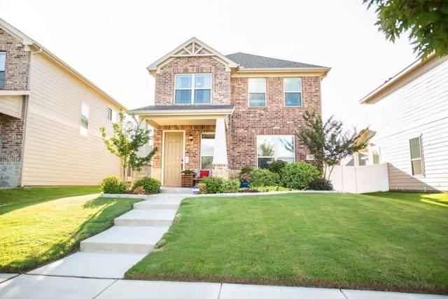 729 Hartsfield Street, Aubrey, TX 76227 (MLS #14137825) :: Vibrant Real Estate