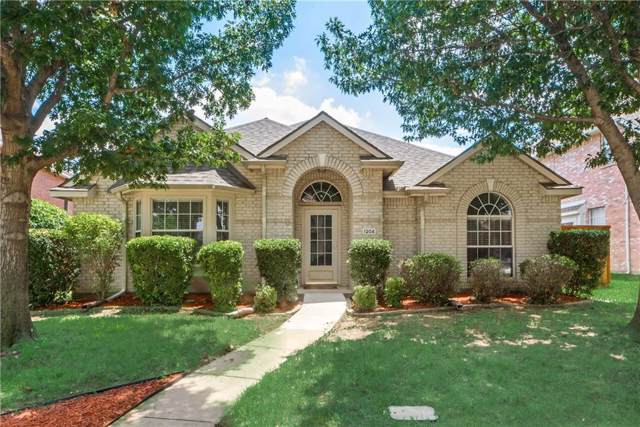 1204 Winnipeg Drive, Lewisville, TX 75077 (MLS #14137836) :: RE/MAX Town & Country