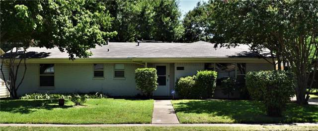 2512 W 11th Street, Irving, TX 75060 (MLS #14137837) :: Kimberly Davis & Associates