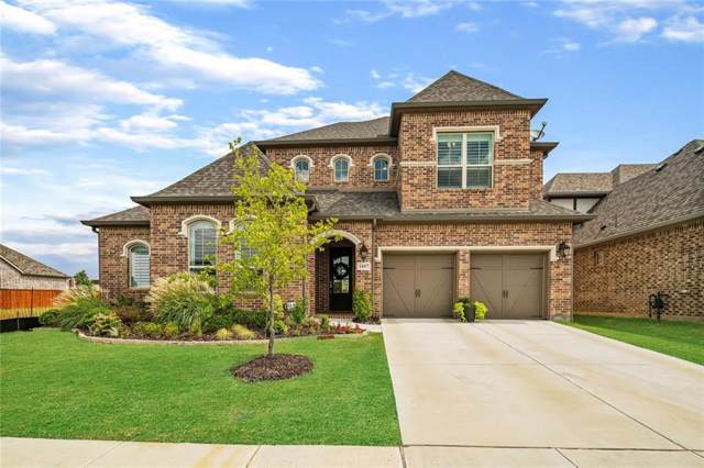 1607 Lilac Lane, Celina, TX 75009 (MLS #14137840) :: Lynn Wilson with Keller Williams DFW/Southlake