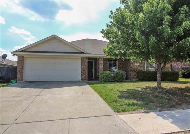 528 Thistle Meade Circle, Burleson, TX 76028 (MLS #14137844) :: Kimberly Davis & Associates