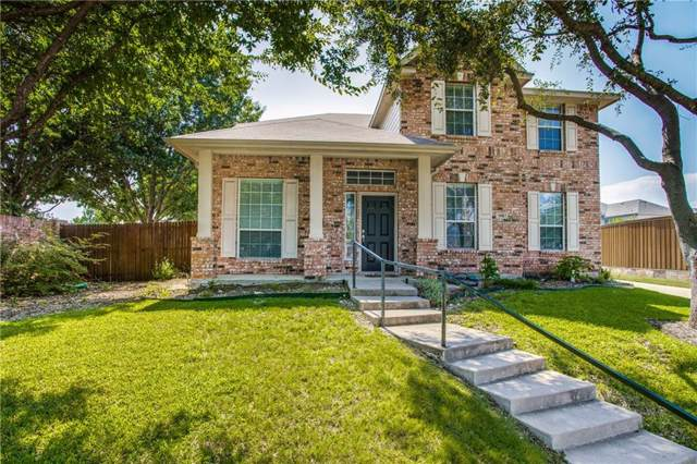 1516 Cedar Brook Court, Allen, TX 75002 (MLS #14137853) :: Lynn Wilson with Keller Williams DFW/Southlake