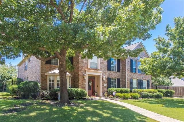 6903 Wandering Way, Colleyville, TX 76034 (MLS #14137859) :: Kimberly Davis & Associates