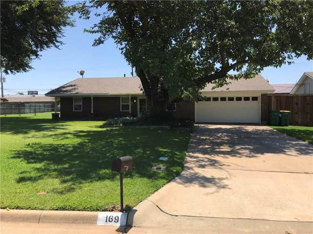 169 Midway Circle, Lewisville, TX 75057 (MLS #14137863) :: RE/MAX Town & Country