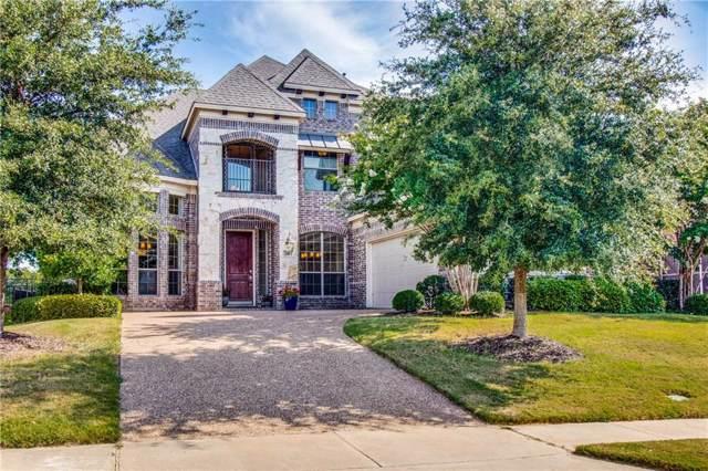 2801 Meadow Ridge Drive, Prosper, TX 75078 (MLS #14137864) :: Roberts Real Estate Group