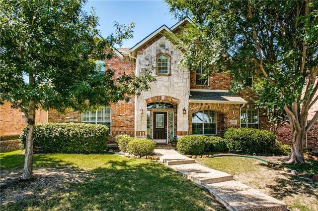 11243 Mansfield Drive, Frisco, TX 75035 (MLS #14137876) :: RE/MAX Town & Country