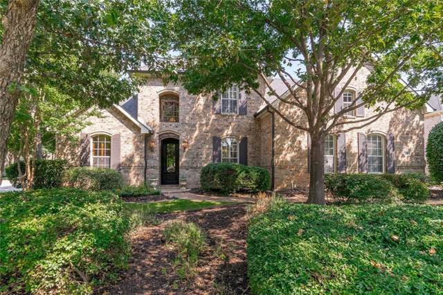 600 Blair Court, Southlake, TX 76092 (MLS #14137881) :: RE/MAX Town & Country