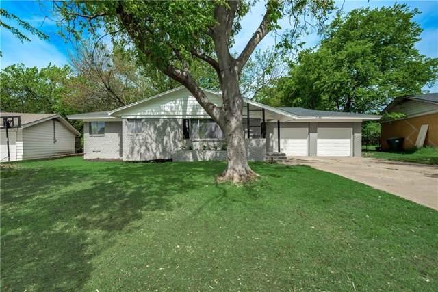 7120 Overhill Road, Fort Worth, TX 76116 (MLS #14137886) :: Kimberly Davis & Associates