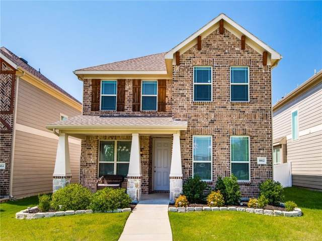 1012 Lighthouse Lane, Savannah, TX 76227 (MLS #14137916) :: Real Estate By Design