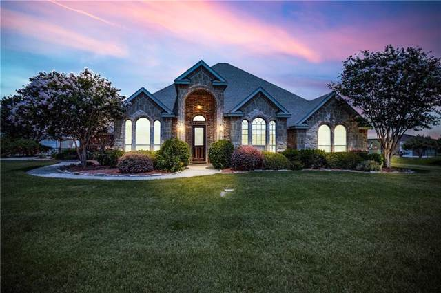 616 Singing Quail Trail, Haslet, TX 76052 (MLS #14137942) :: RE/MAX Town & Country