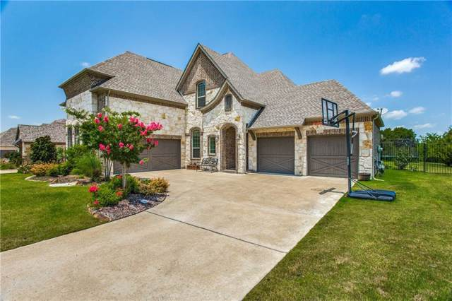 518 Limmerhill Drive, Rockwall, TX 75087 (MLS #14137951) :: RE/MAX Town & Country