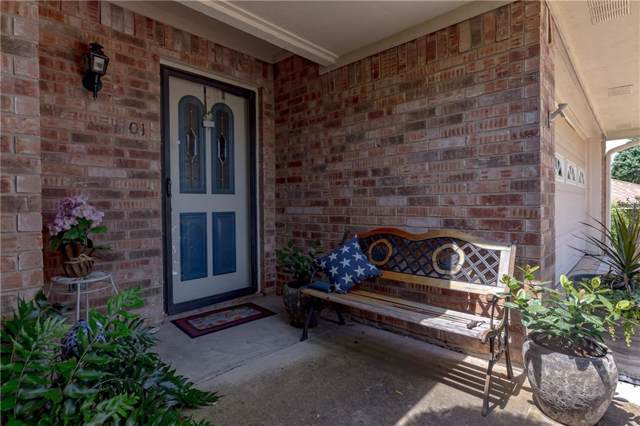 1101 Dirkson Street, Weatherford, TX 76086 (MLS #14137957) :: Real Estate By Design
