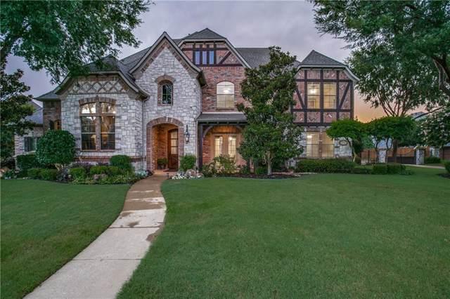 6012 Chestnut Bend, Colleyville, TX 76034 (MLS #14137967) :: Kimberly Davis & Associates