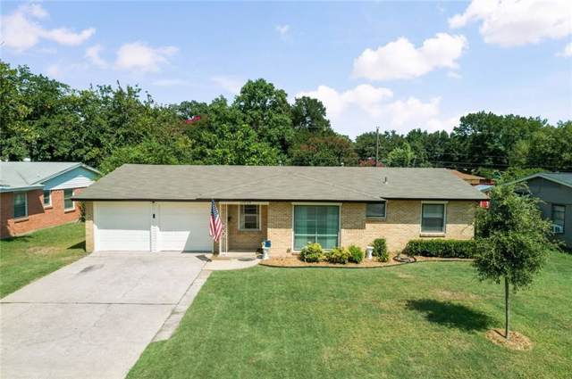 13626 Pyramid Drive, Farmers Branch, TX 75234 (MLS #14137972) :: Hargrove Realty Group