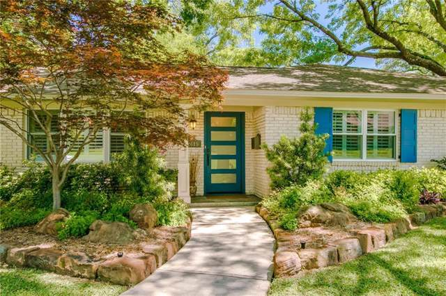 2815 Reedcroft Drive, Farmers Branch, TX 75234 (MLS #14137973) :: Hargrove Realty Group