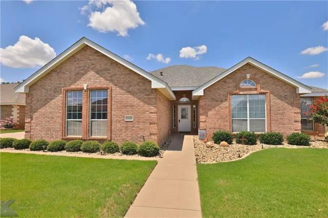 5426 Wagon Wheel Avenue, Abilene, TX 79606 (MLS #14137985) :: RE/MAX Landmark