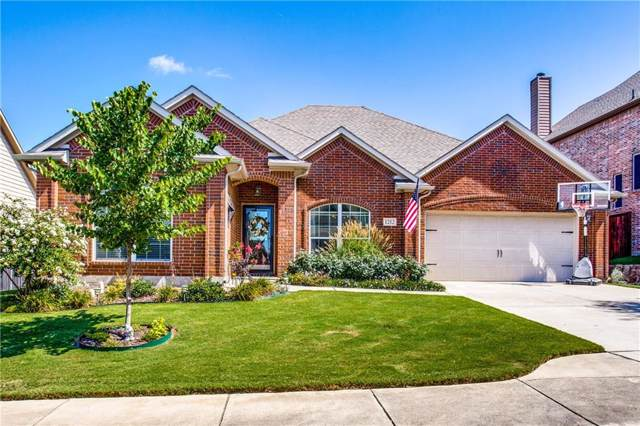 1212 Catherine Lane, Burleson, TX 76028 (MLS #14137992) :: All Cities Realty