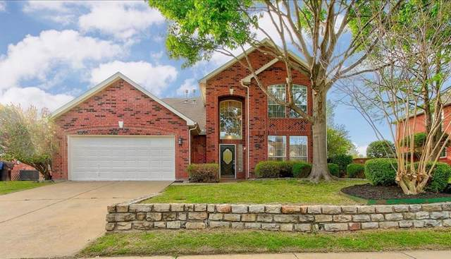 5005 Plantation Lane, Frisco, TX 75035 (MLS #14138011) :: RE/MAX Town & Country