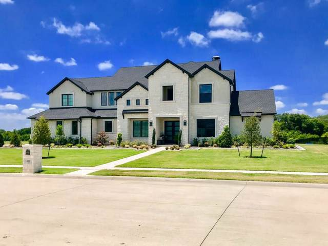 822 Providence Way, Heath, TX 75032 (MLS #14138015) :: HergGroup Dallas-Fort Worth
