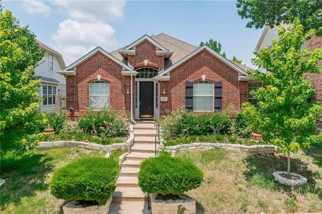 2016 Nottingham Place, Allen, TX 75013 (MLS #14138018) :: Vibrant Real Estate