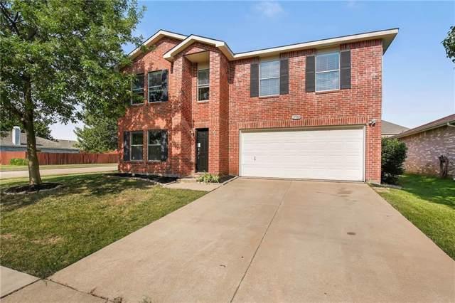 2700 Peach Drive, Little Elm, TX 75068 (MLS #14138022) :: RE/MAX Town & Country