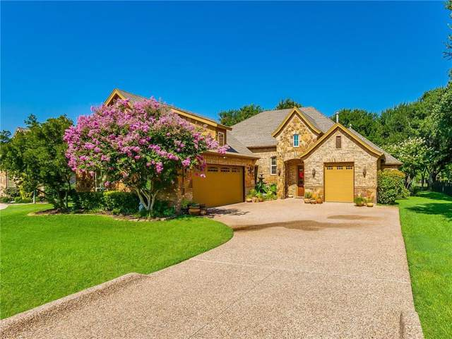 12249 Indian Creek Drive, Fort Worth, TX 76179 (MLS #14138024) :: The Tierny Jordan Network