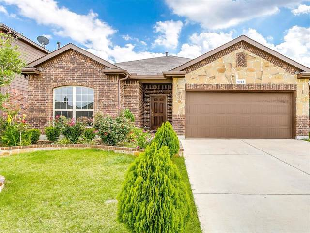 1724 Kachina Lodge Road, Fort Worth, TX 76131 (MLS #14138037) :: Lynn Wilson with Keller Williams DFW/Southlake