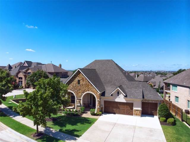 4816 Exposition Way, Fort Worth, TX 76244 (MLS #14138039) :: Real Estate By Design