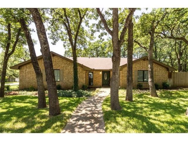 5409 Valley View Drive W, Colleyville, TX 76034 (MLS #14138042) :: The Rhodes Team
