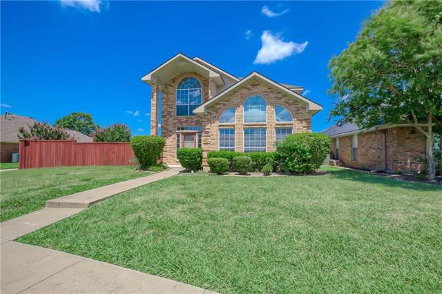 3851 Alto Avenue, Carrollton, TX 75007 (MLS #14138046) :: Lynn Wilson with Keller Williams DFW/Southlake