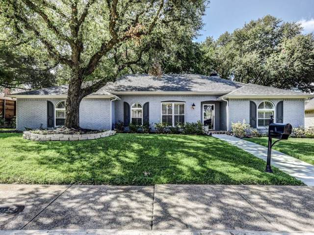 11221 Ferndale Road, Dallas, TX 75238 (MLS #14138047) :: The Hornburg Real Estate Group