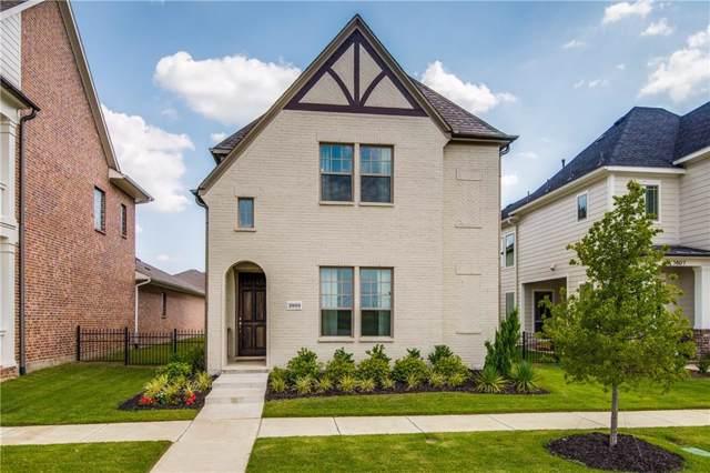 3909 Wellesley Avenue, Frisco, TX 75034 (MLS #14138052) :: The Star Team | JP & Associates Realtors