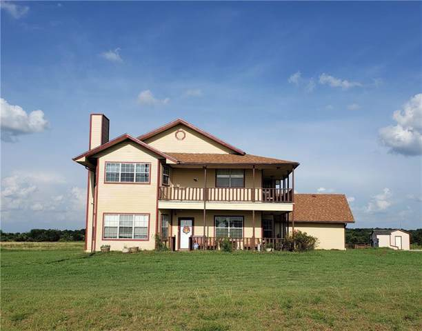 848 Katy Lane, Pottsboro, TX 75076 (MLS #14138055) :: RE/MAX Town & Country