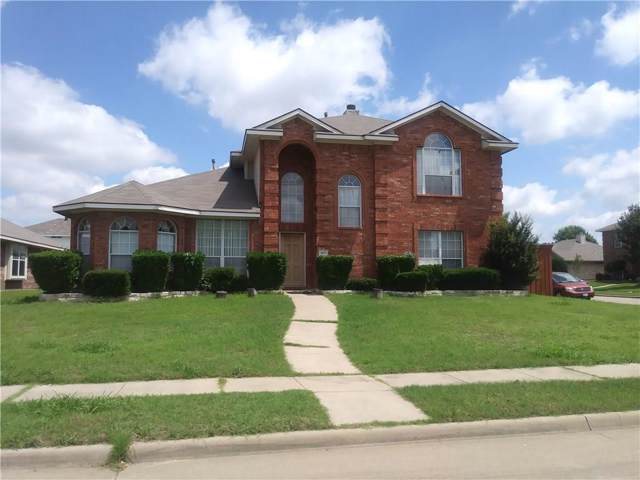 1411 Pine Bluff Drive, Allen, TX 75002 (MLS #14138061) :: Frankie Arthur Real Estate