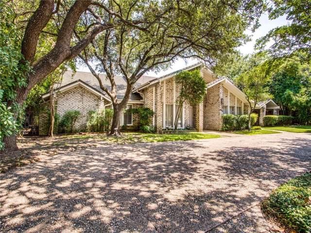6958 Brookshire Drive, Dallas, TX 75230 (MLS #14138062) :: Lynn Wilson with Keller Williams DFW/Southlake