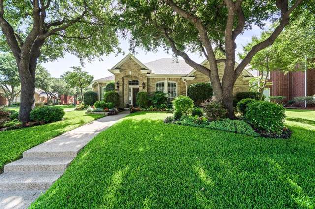4624 Wales Drive, Plano, TX 75024 (MLS #14138064) :: The Mitchell Group