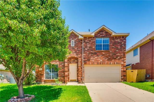 7744 Stansfield Drive, Fort Worth, TX 76137 (MLS #14138078) :: RE/MAX Town & Country
